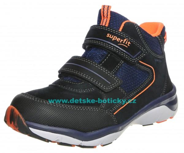 Superfit 5-09239-00 Sport5 schwarz/blau