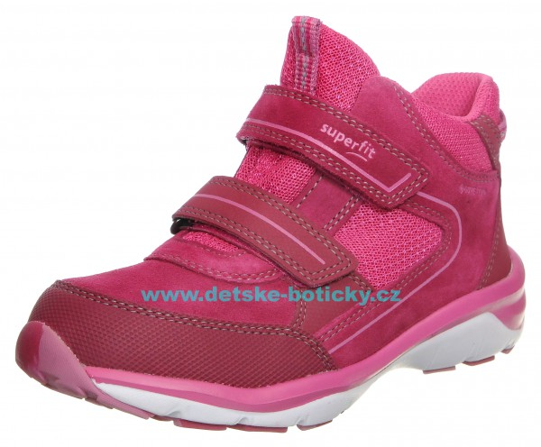 Superfit 5-09239-50 Sport5 rot/rosa