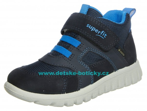 Superfit 5-09198-80 Sport7 mini blau/blau