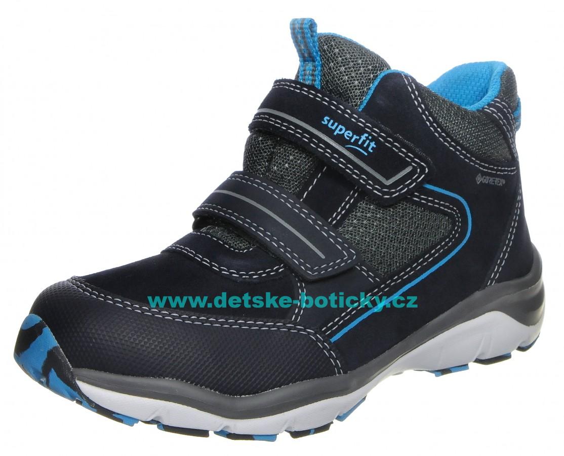 Superfit 5-09239-81 Sport5 blau/grau