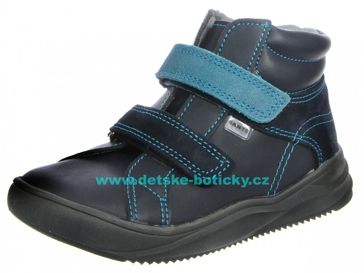 Sante 311/102 80/87 modrá
