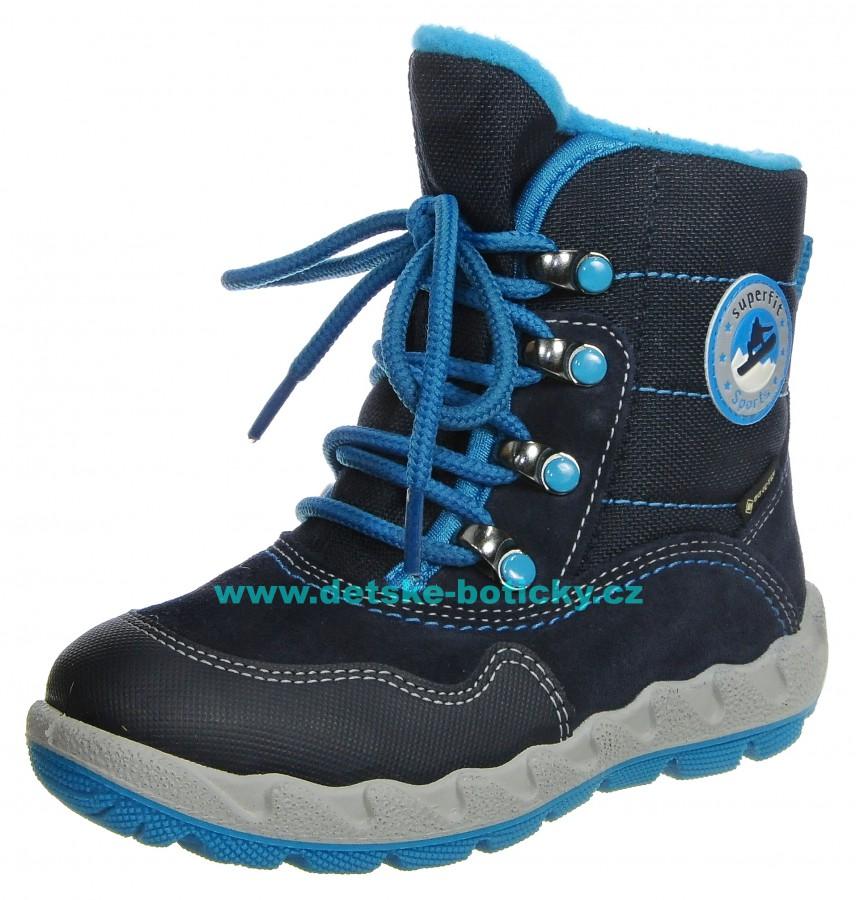 Superfit 5-09014-81 Icebird blau/blau