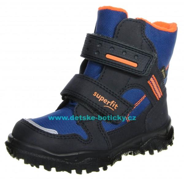 Superfit 5-09044-82 Husky1 blau/orange