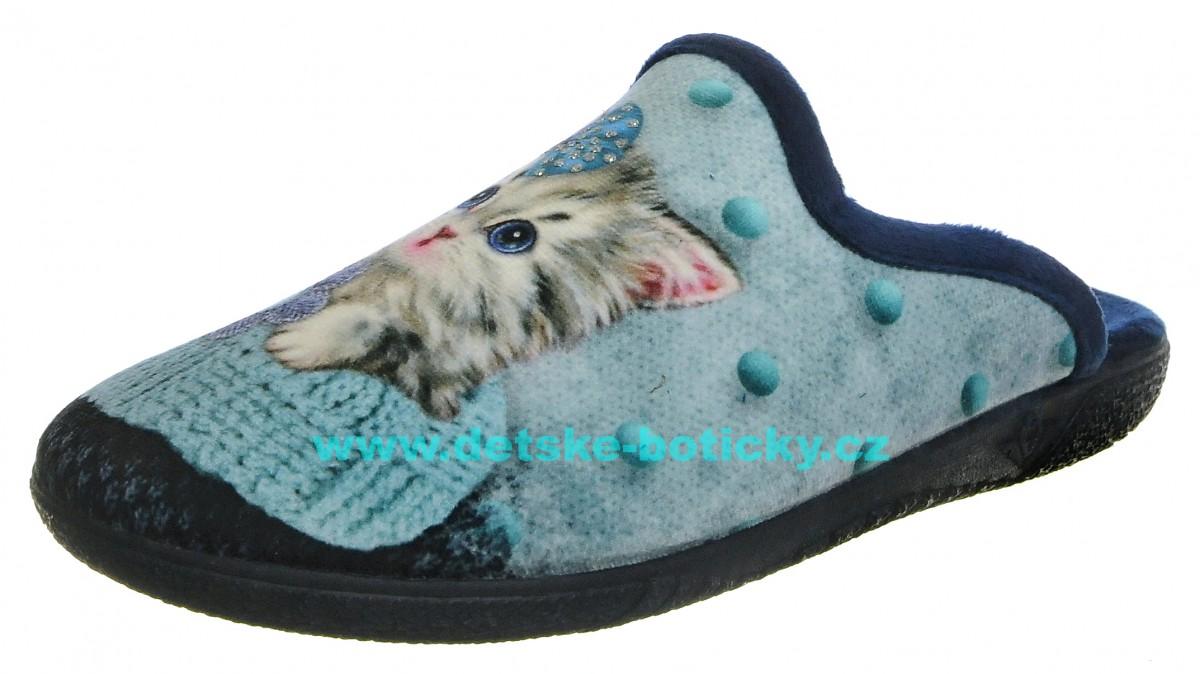 Sante AB/20291 cat azul modrá