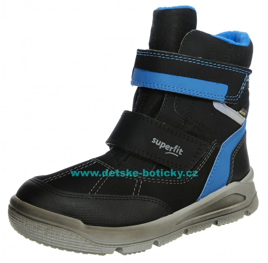 Superfit 5-09077-00 Mars schwarz/blau