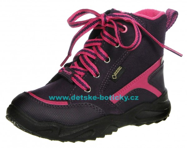 Superfit 5-09234-90 Glacier lila/rosa