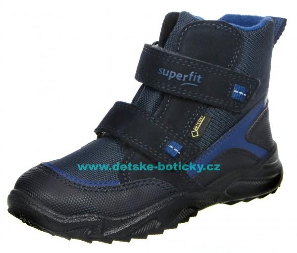 Superfit 5-09235-80 Glacier blau/blau