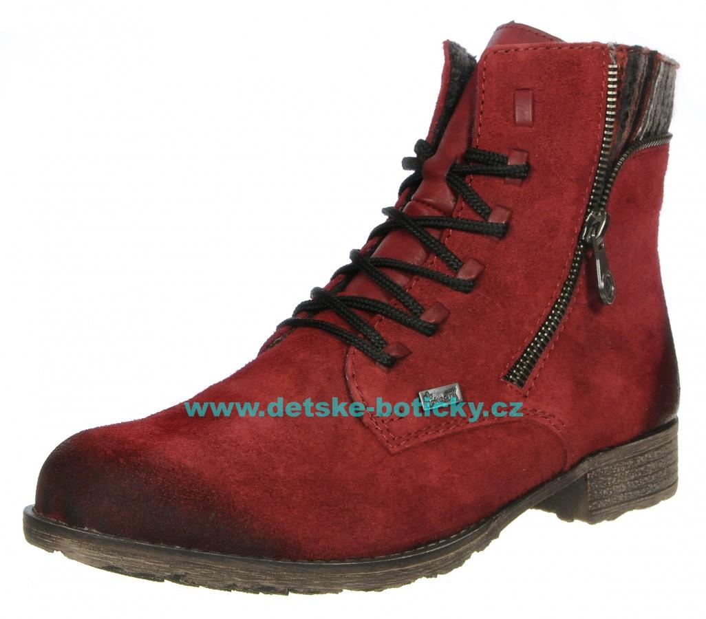 Rieker 70840-35 rot