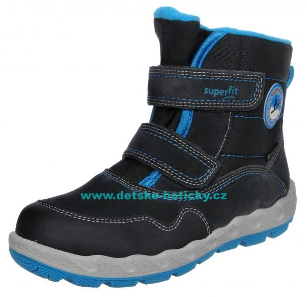 Superfit 8-09013-20 Icebird grau/blau