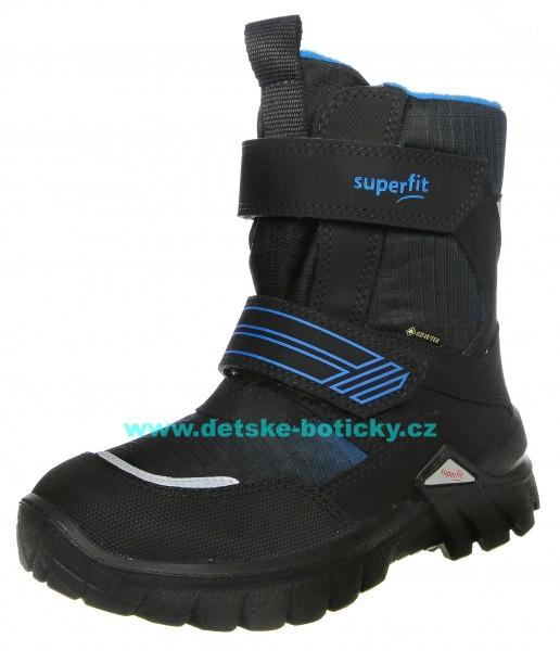 Superfit 5-09405-01 Pollux schwarz/blau