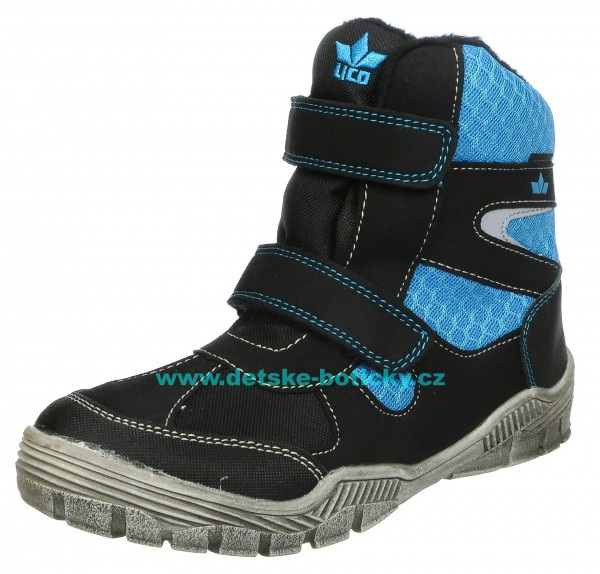 Lico 720342 Agila V schwarz/blau