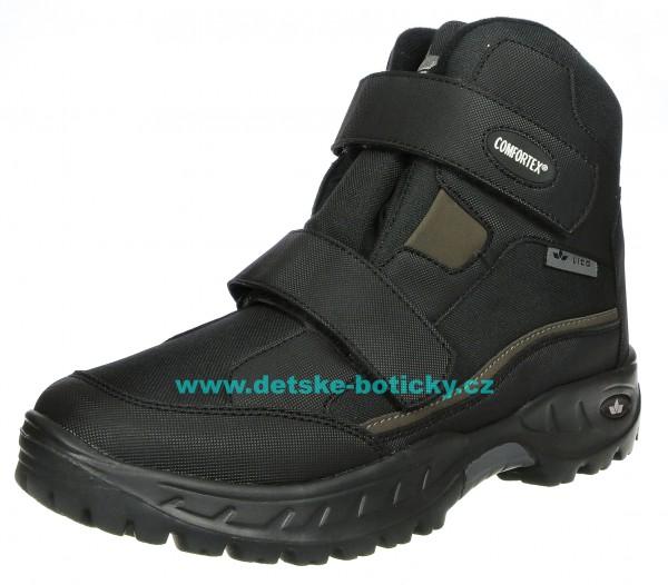 Lico 710108 Ecuador V schwarz/grau