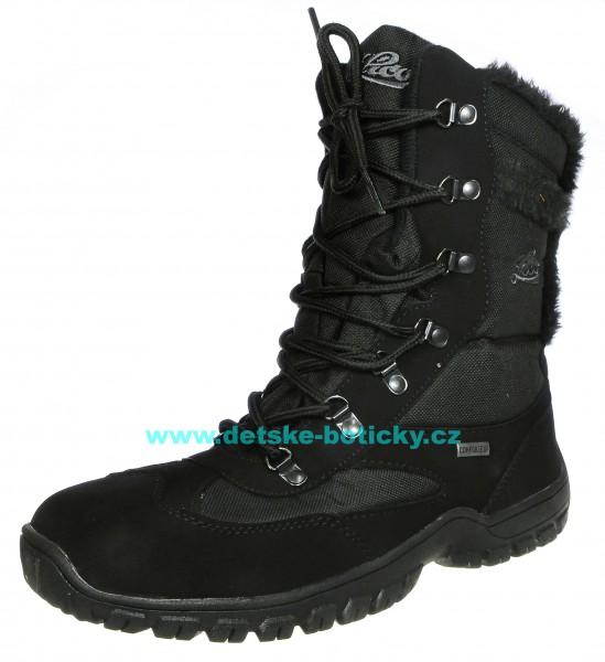 Lico 710103 Saskia schwarz/grau