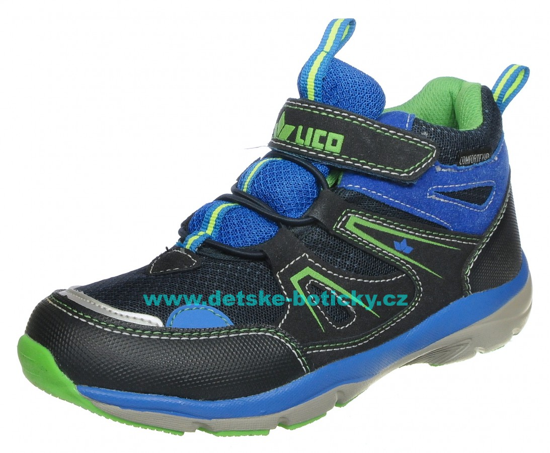 Lico 530837 Solna VS marine/blau/grun
