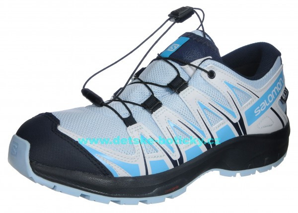 Salomon XA PRO 3D CSWP J 406457 cashmere blue/illusion blue/cyan blue