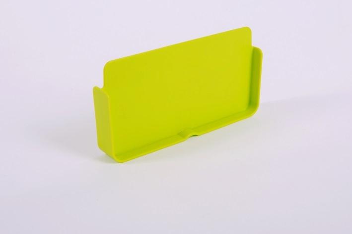 Zdravá lahev ZS Dělicí přepážka zelená 382 VZS18DP752