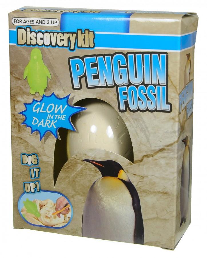 Tesání vejce tučňáka