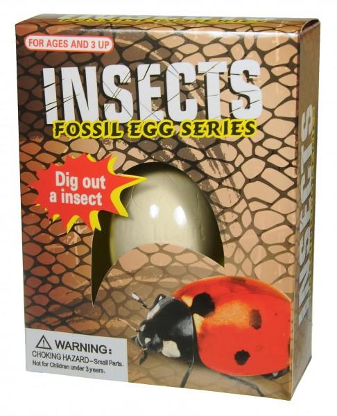 Tesání hmyzí vejce beuška
