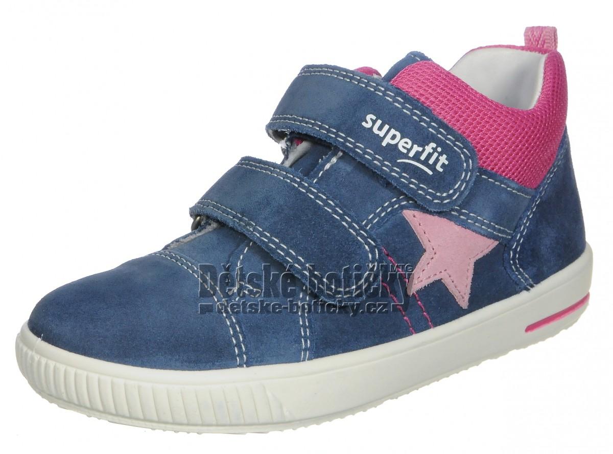 Superfit 6-09352-81 Moppy blau/rosa