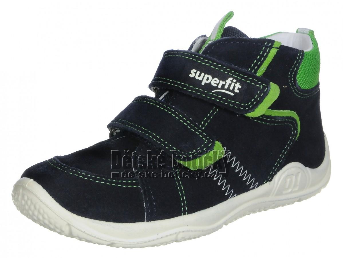 Superfit 6-09420-80 Universe blau/grun