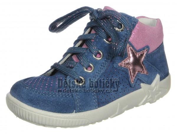 Superfit 6-00438-80 Starlight blau/rosa