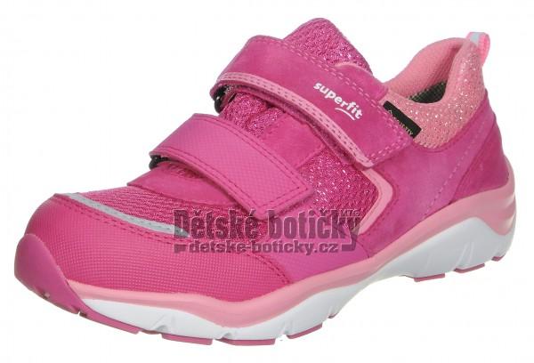 Superfit 6-09238-55 Sport5 rosa/rosa