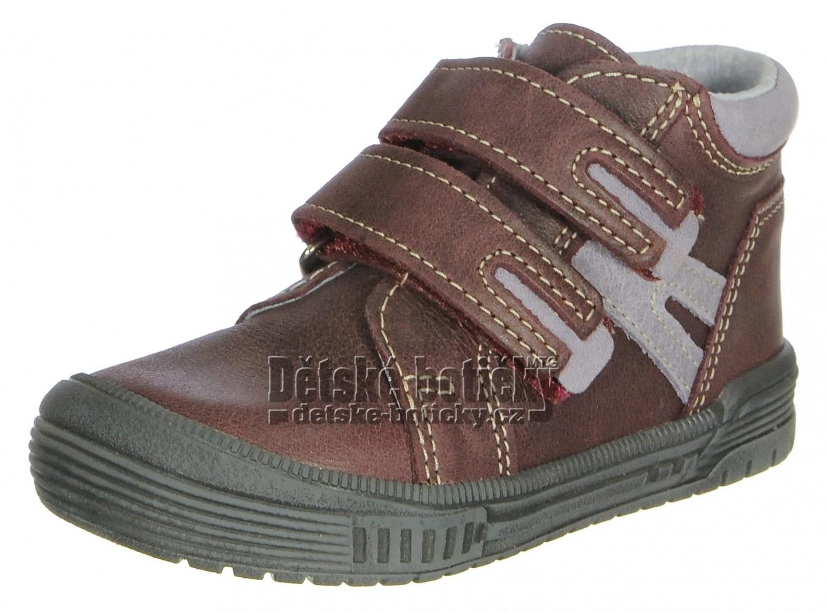 Boots4U T715V bordo/lila