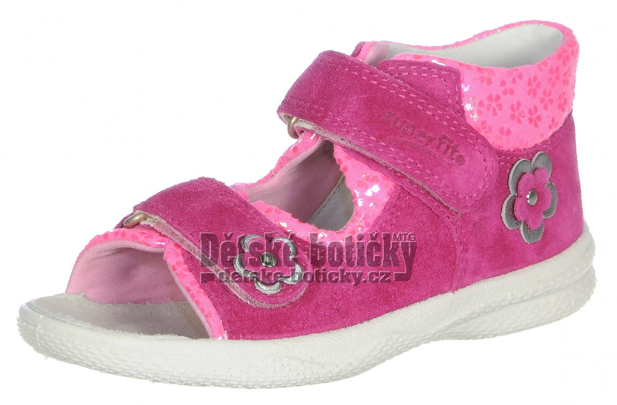 Superfit 0-600095-5500 Polly rosa/rosa
