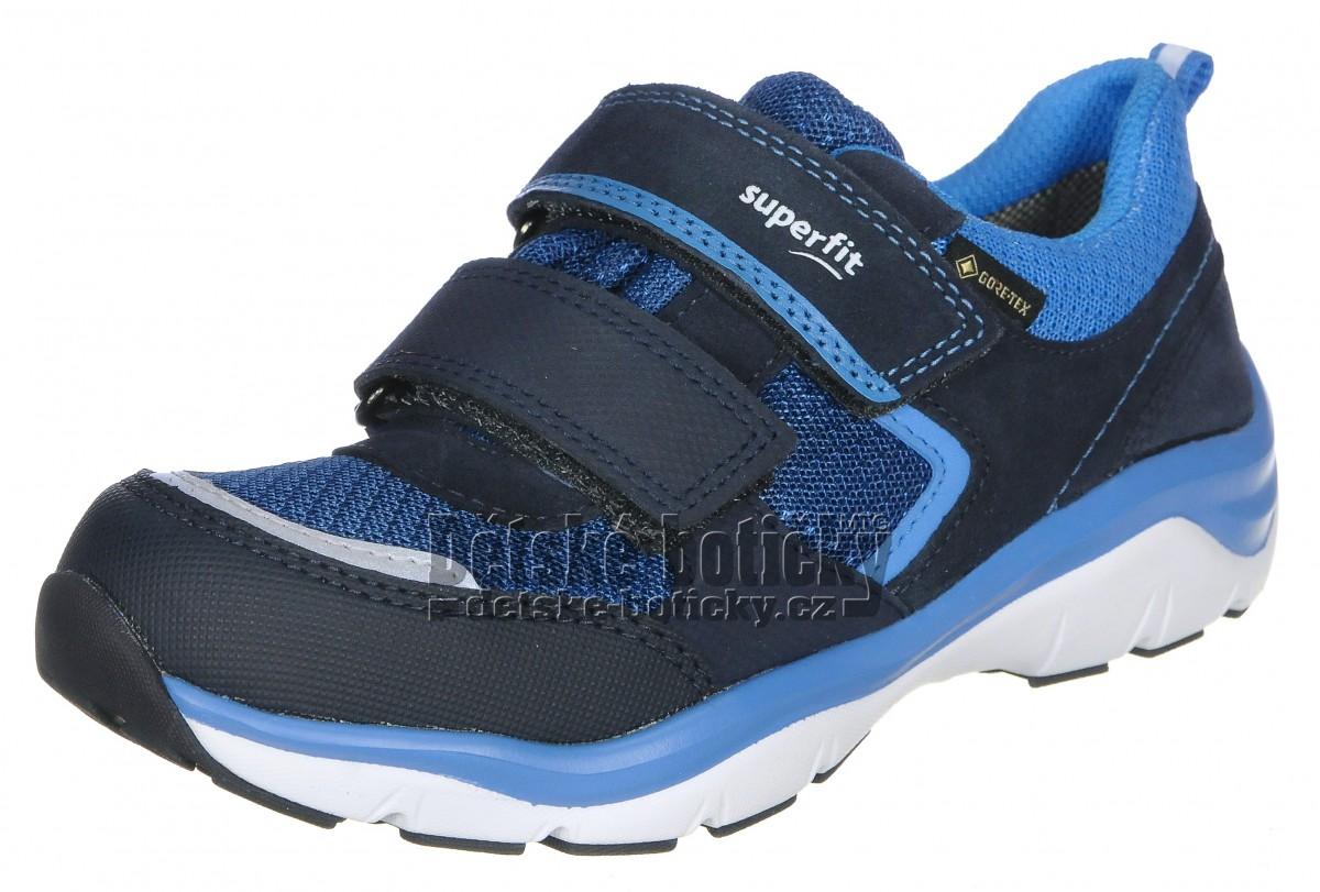 Fotogalerie: Superfit 0-609238-8000 6-09238-80 Sport5 blau/blau