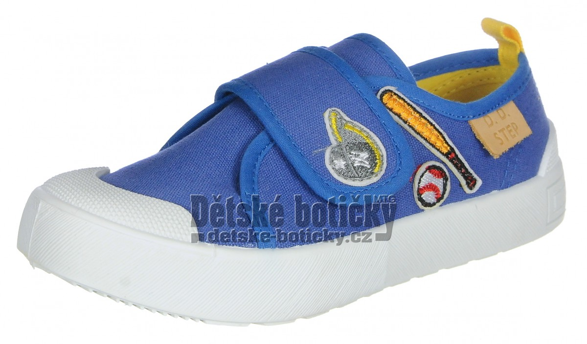 D.D.step CSB-136 bermuda blue