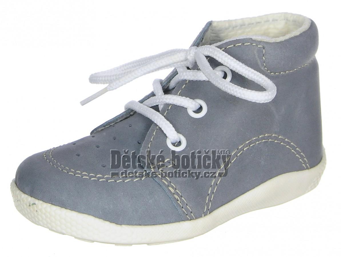Boots4U T014 sv.modrá