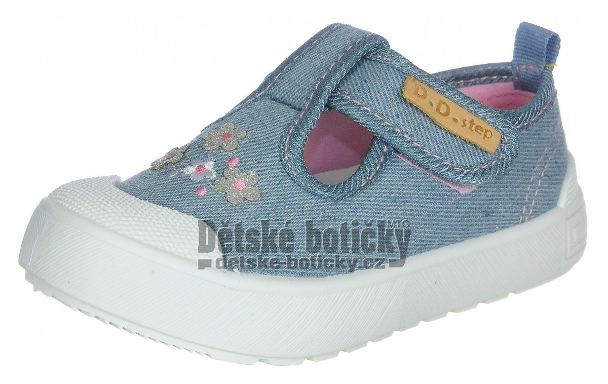D.D.step CSG-137 bermuda blue