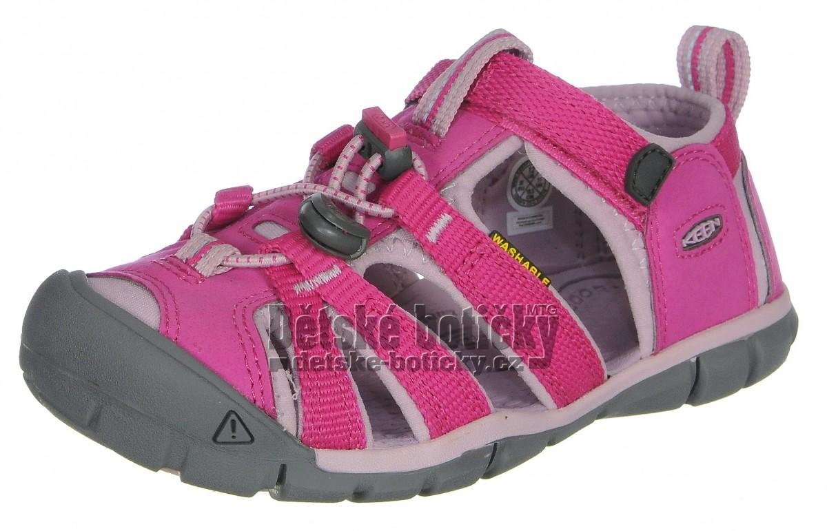 Keen Seacamp II CNX very berry/dawn pink 1022979 1022994