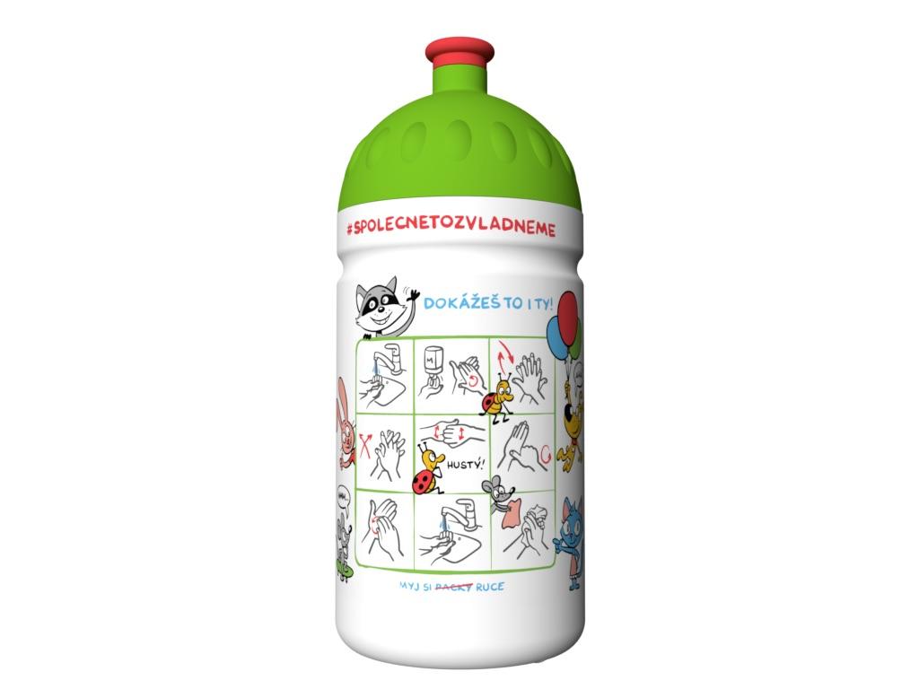 Zdravá lahev Mýval 0,5l V050243