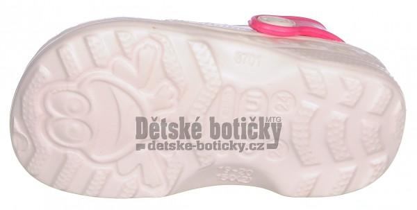 Fotogalerie: Coqui Little Frog 8701 pale pink/lt.fuchsia