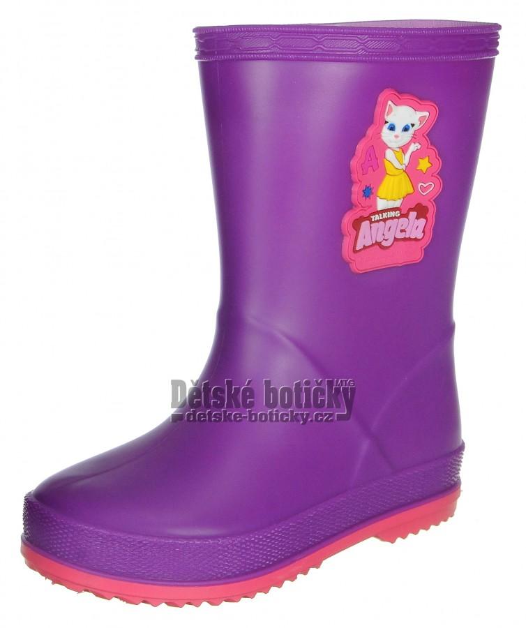 Coqui Rainy 8505 purple/lt.fuchsia