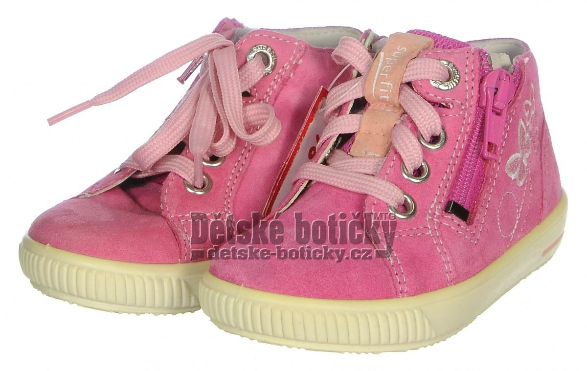 Superfit 2-00350-64 Moppy pink kombi Výprodej