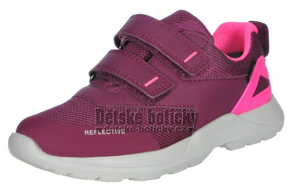 Superfit 1-009206-5000 Rush rot/rosa
