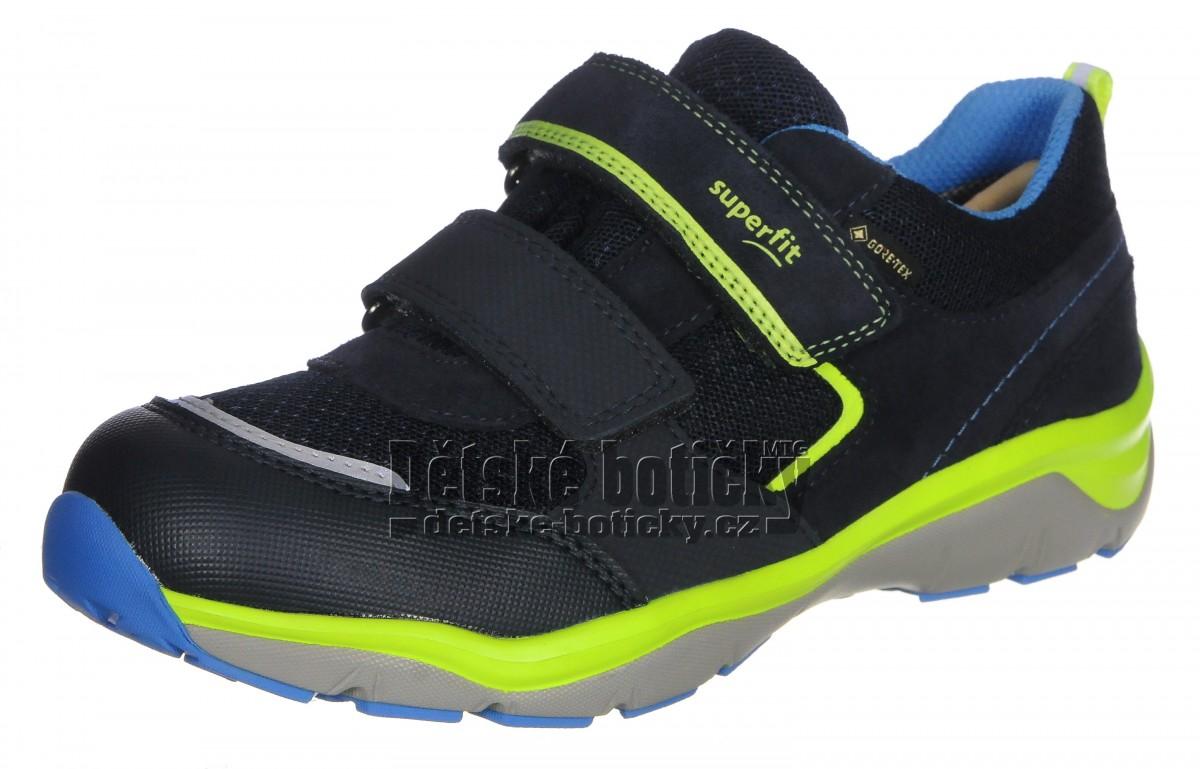Superfit 1-000238-8000 Sport5 blau/gelb