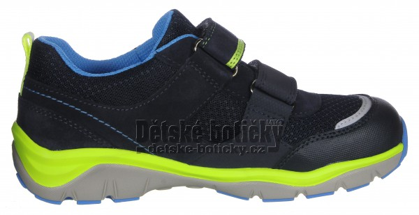 Fotogalerie: Superfit 1-000238-8000 Sport5 blau/gelb