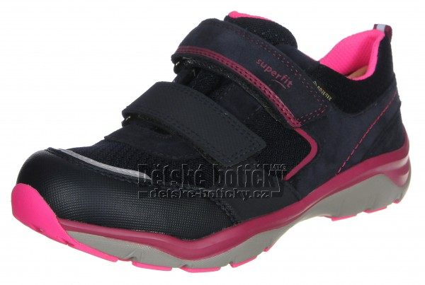 Superfit 1-000238-8010 Sport5 blau/rosa