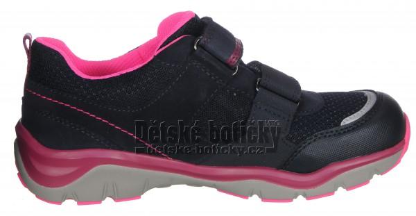 Fotogalerie: Superfit 1-000238-8010 Sport5 blau/rosa