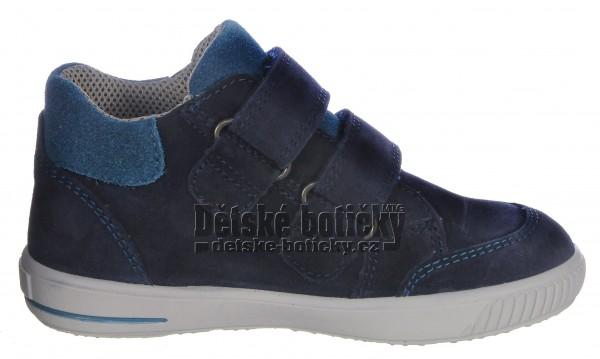 Fotogalerie: Superfit 1-000351-8000 Moppy blau/blau