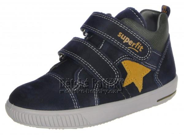 Superfit 1-000352-8000 Moppy blau/gelb/grun