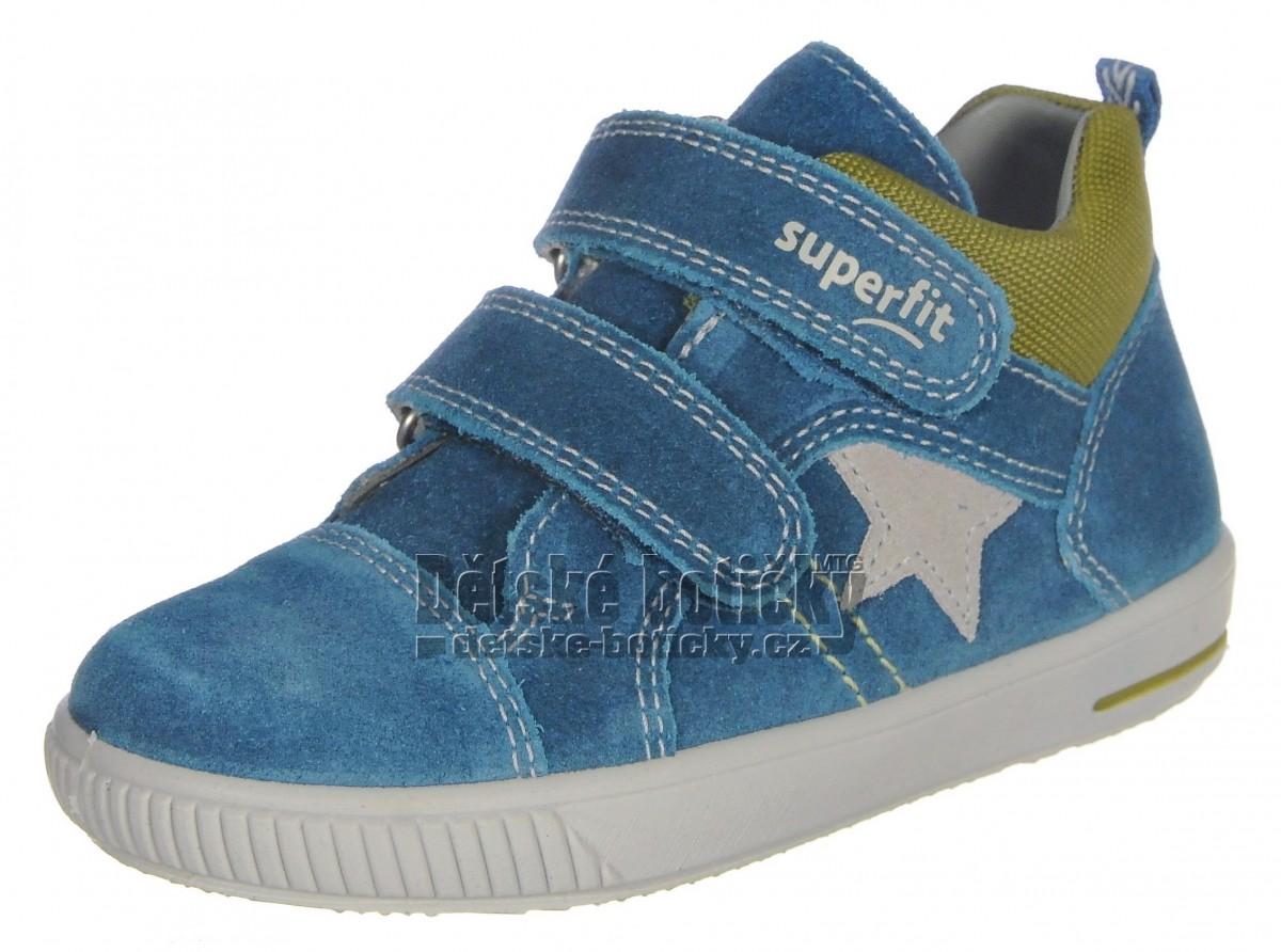 Fotogalerie: Superfit 1-000352-8010 Moppy blau/grun/grau