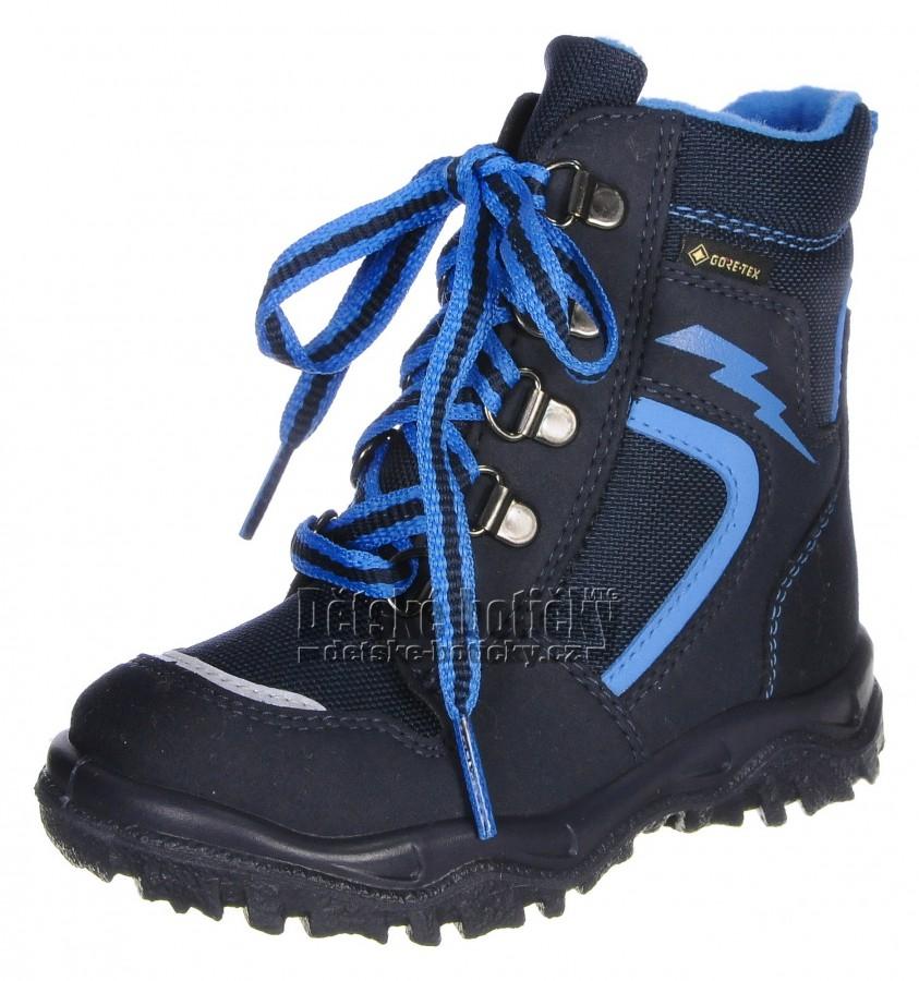 Superfit 1-00048-8000 Husky1 blau/blau