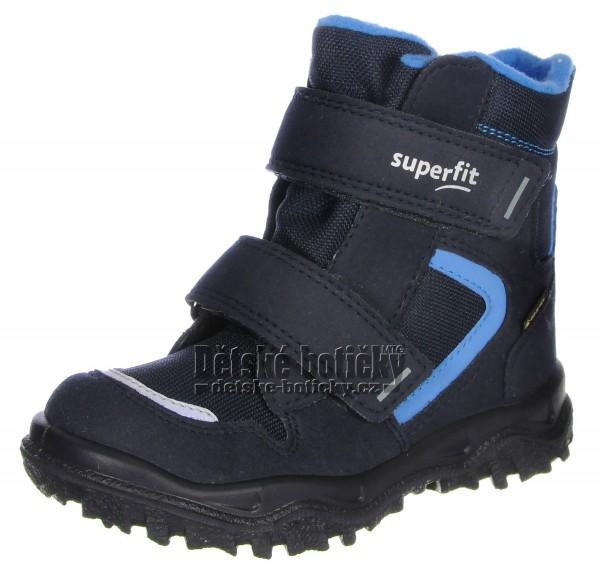 Superfit 1-00047-8000 Husky1 blau/blau