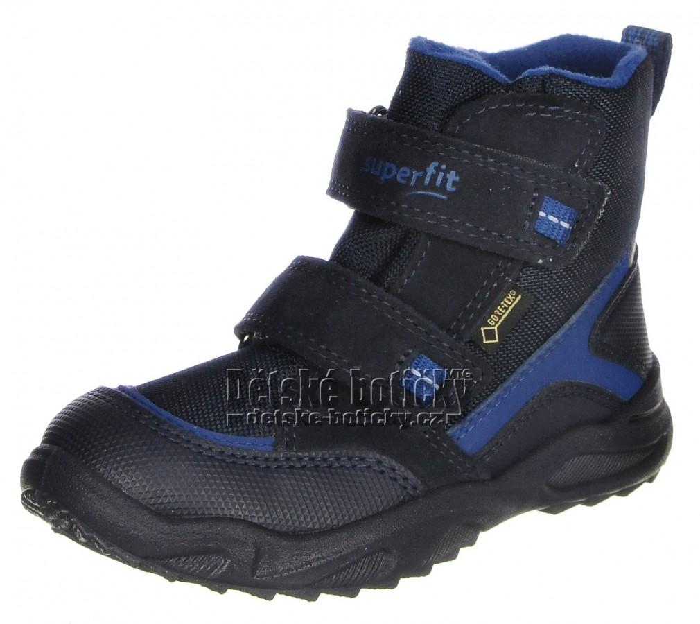 Superfit 1-009235-8000 Glacier blau/blau