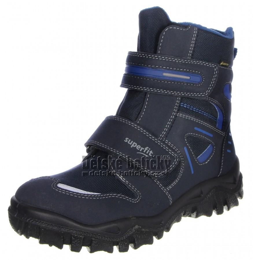 Superfit 0-809080-8300 Husky2 blau/blau