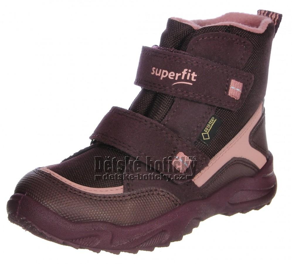 Superfit 1-009235-5000 Glacier rot/rosa